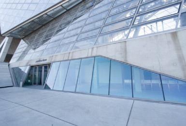 Blanchet musée confluence lyon